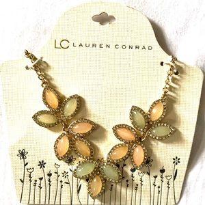 Lauren Conrad Cabochon Choker Statement Necklace